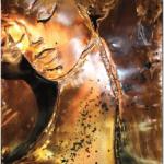 Metalline Figure